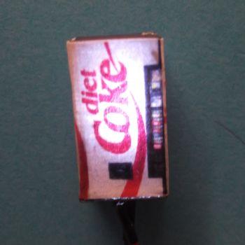 Vending Machine - Diet Coke